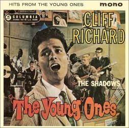 Cliff Richard - The Young Ones CD - 07243 4777232
