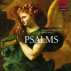 Choir Of Westminster Abbey - Psalms From The Psalter CD - 07243 4820582