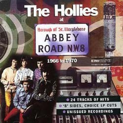 The Hollies - At Abbey Road 1966-1970 CD - I-493 4502
