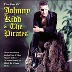 Johnny Kidd And The Pirates - Best Of CD - I-495 4802