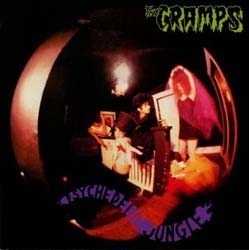 The Cramps - Psychedelic Jungle CD - I-496 5042