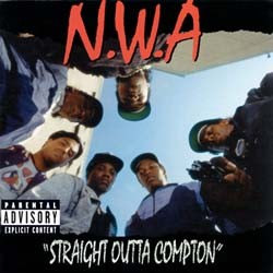 N.W.A. - Straight Outta Compton CD - 50999 5141572