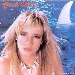 Great White - Once Bitten (Remastered) CD - I-524 5762
