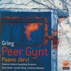 Estonian National Symphony - Grieg: Peer Gynt CD - I-545 7222