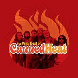 Canned Heat - The Very Best Of Canned Heat CD - I-560 1462