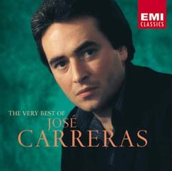 Jose Carreras - The Very Best Of Singers CD - I-575 9032