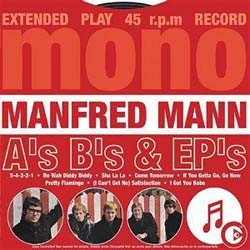Manfred Mann - A's B's And Ep's CD - 07243 5831122