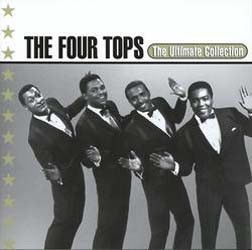 Four Tops - The Ultimate Collection:  Four Tops CD - 06024 9848994