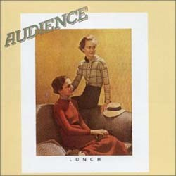 Audience - Lunch CD - I-7870832