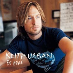 Keith Urban - Be Here CD - 07243 8635652