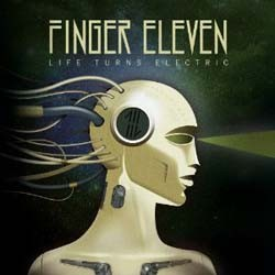 Finger Eleven - Life Turns Electric CD - 50999 9177702