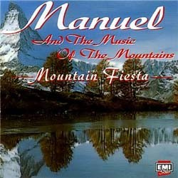 Manuel - Mountain Fiesta CD - I-CC 253