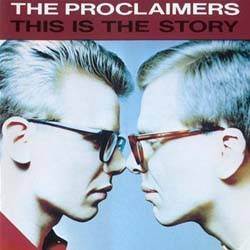 The Proclaimers - This Is The Story CD - I-CCD 1602