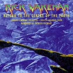 Rick Wakeman - Return To Centre Of Eart CD - I-CDC 5567632