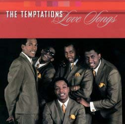 The Temptations - Love Songs CD - 06024 9861132