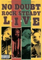 No Doubt - Rock Steady Live DVD - 06024 9861253