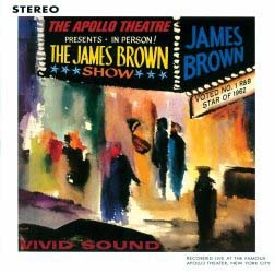 James Brown - Live At The Apollo (1962) CD - 06024 9861370