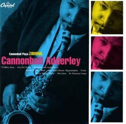 Adderley Cannonball - Cannonball Plays Zawinul CD - I-CDJ 5970702