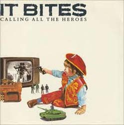 It Bites - Calling All The Heroes CD - I-CDOVD 453
