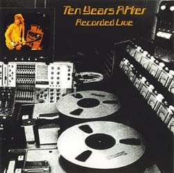 Ten Years After - Recorded Live CD - I-CDP 3210492