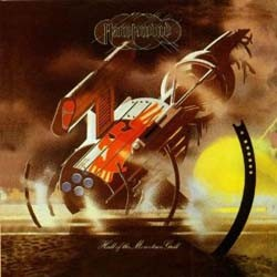 Hawkwind - Hall Of Mountain Grill CD - 07243 5300352