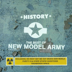 New Model Army - History - The Best of CD - 07243 5325682