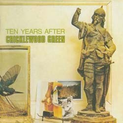 Ten Years After - Cricklewood Green (Remastered) CD - 07243 5330952