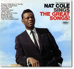Nat King Cole - Sings The Great Songs CD - I-CDP 5384142