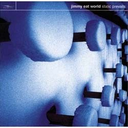 Jimmy Eat World - Static Prevails CD - 07243 5396150