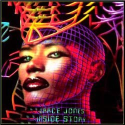 Grace Jones - Inside Story CD - 07243 5785632