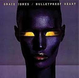 Grace Jones - Bulletproof Heart CD - I-CDP 5785732
