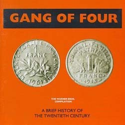 Gang Of Four - Brief History 20Th Century CD - I-CDP 5965412