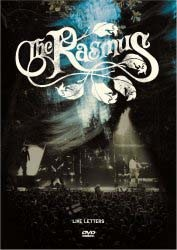The Rasmus - Live Letters DVD - 06024 9868978