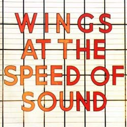 Wings - Wings At The Speed Of CD - I-CDP 7891402