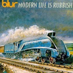 Blur - Modern Life Is Rubbish CD - 00777 7894422