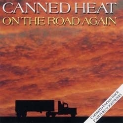 Canned Heat - On The Road Again CD - I-CDP 7930582