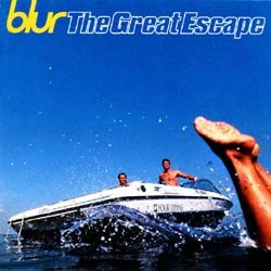 Blur - The Great Escape CD - 07243 8352352