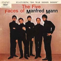 Manfred Mann - Five Faces Of Mann CD - I-CDP 8566342
