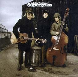 Supergrass - In It For The Money CD - I-CDPCS 7388