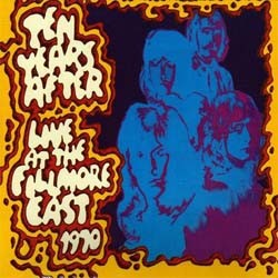 Ten Years After - Live At Fillmore East CD - 07243 5332972