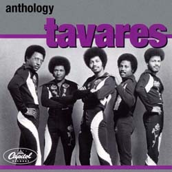 Tavares - Anthology CD - I-CDS 5937452