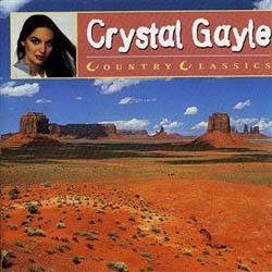 Crystal Gayle - Emi Country Classics CD - I-CDS 7894672
