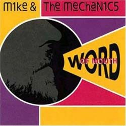 Mike And The Mechanics - Word Of Mouth CD - I-CDV 7863652