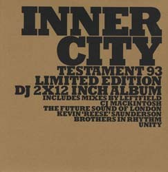 Inner City - Testament '93 CD - I-CDV 7878652