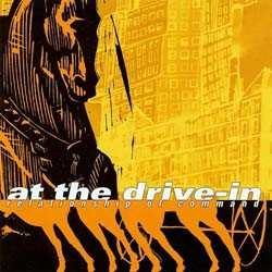 At The Drive In - Relationship On Command CD - I-CDV 8503512