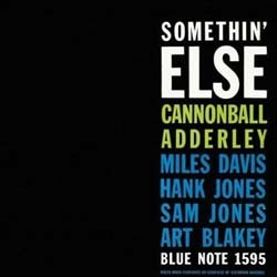 Adderley Cannonball - Somethin' Else VINYL - I-LP 7463381