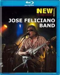 Jose Feliciano - The Paris Concert (Blu Ray) Blu-Ray - INAK 7475BD