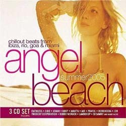 Ministry Of Sound - Angel Beach Vol 4: The Fourth Wave (Chill Out Beats From Ibiza, Rio Goa And Miami) CD - INSPCD 48