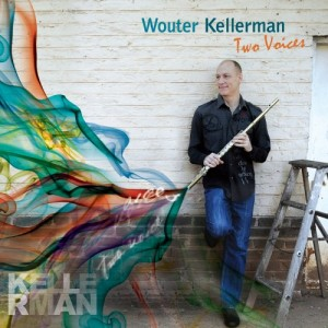 Wouter Kellerman - Two Voices CD - KELLF47003