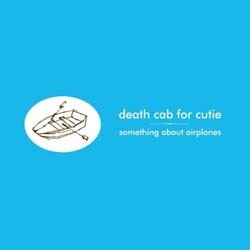 Death Cab For Cutie - Something About Airplanes CD - KRANG 5
